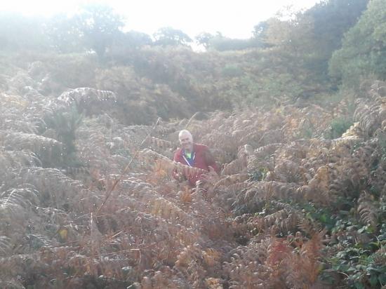 Trail jean cariou